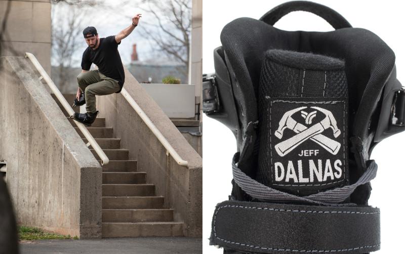01/04/2021 Jeff Dalnas Pro Skates en précommande