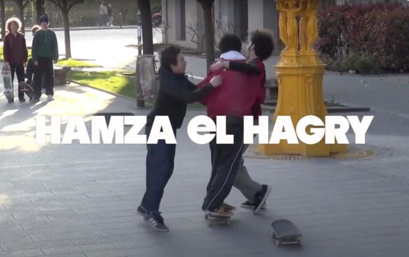 20/05/2021 Hamza El Hagry Welcome Edit Trigger Skateboard