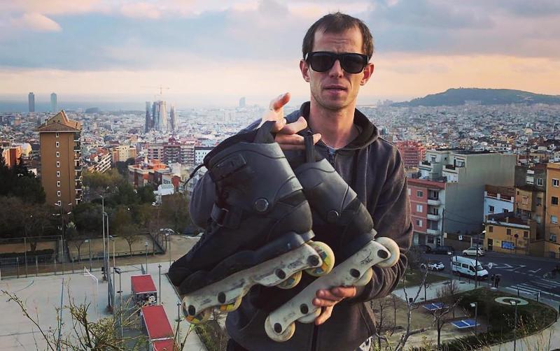 Jacob Juul Trigger Skate Pro Team Rider